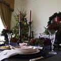 写真: 山手西洋館の食卓
