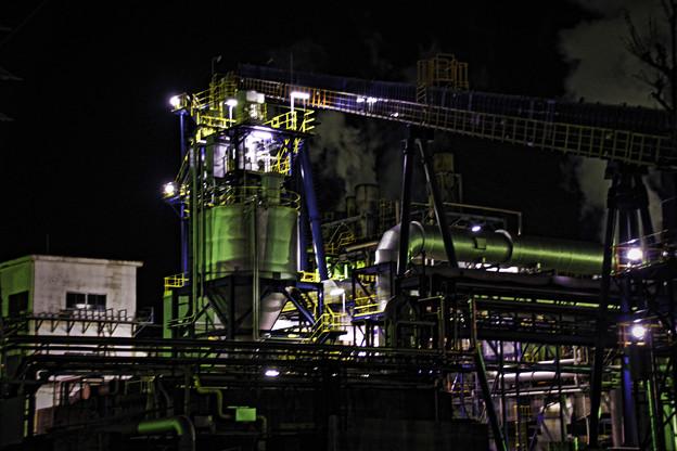 Photos: 岳南沿線の工場夜景