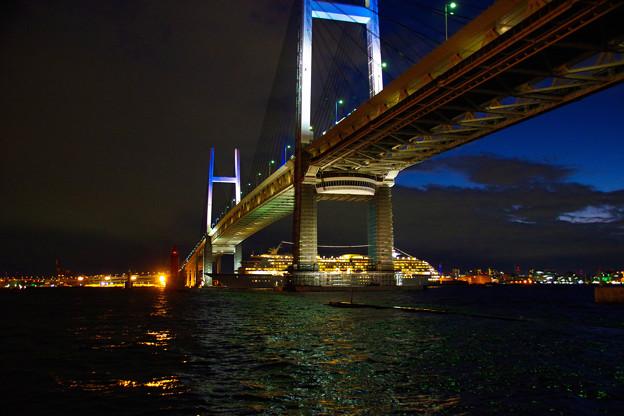Photos: 黄昏の出港