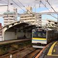 Photos: 都会のローカル線JR鶴見線
