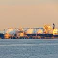 Photos: LNGタンカー