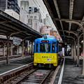 写真: 阪堺電車 恵美須町駅