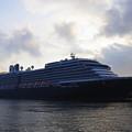 Photos: ウエステルダム入港