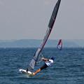 Photos: 水面を飛ぶ