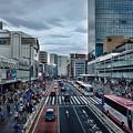 Photos: 新宿駅南口
