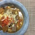 自作牛スジ豆腐
