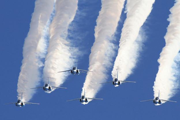 2015 入間基地航空祭 ブルーインパルス