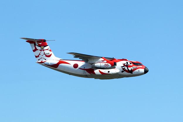 入間基地航空祭2018 C-1 歌舞伎塗装