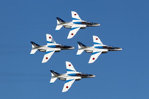 入間基地航空祭2018 ブルーインパルス