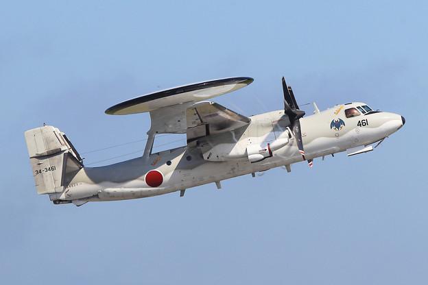 Grumman E-2 Hawkeye(34-3461)