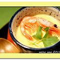 Photos: ◯筍の茶碗蒸し2