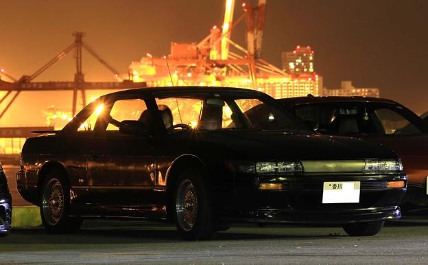 日産自動車 シルビア(S13)