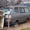写真: 日産自動車 ダットサンバネットラルゴLX-G