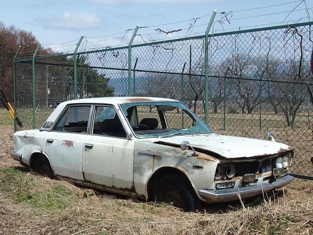 日産自動車 ニッサンローレル1800デラックス