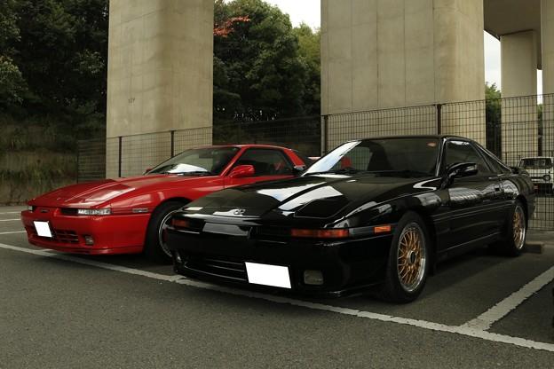 トヨタ自動車 トヨタスープラ2.5 twin turbo