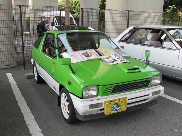 鈴木自動車工業 スズキセルボCS-QD改