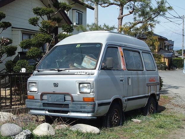 富士重工業 スバルサンバートライTX-G