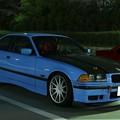 写真: BMW 3シリーズクーペ 318is