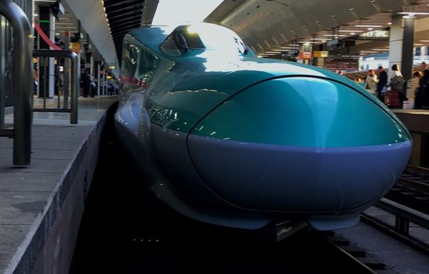 新幹線はお好きですか?
