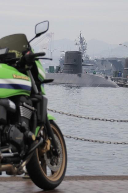 Photos: 川崎重工コラボ