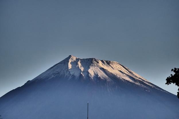 10.12の富士山