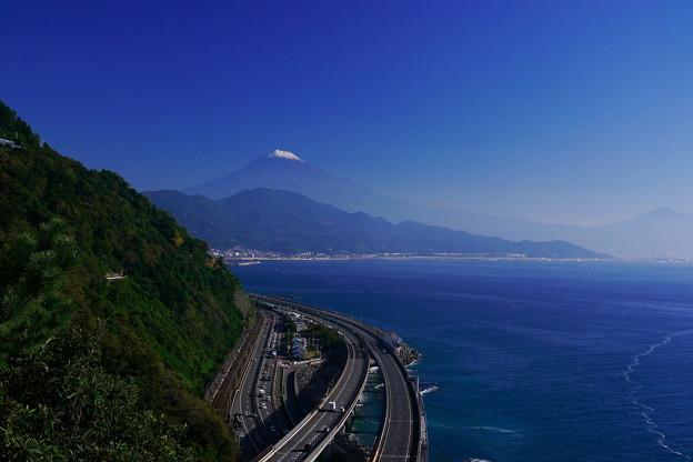 10.12の富士山@さった峠