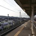 写真: 韮崎駅
