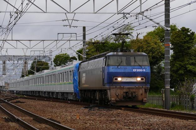 東京メトロ甲種 EF200