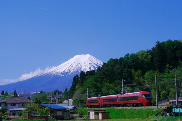 8500系 富士山ビュー特急