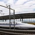 N700S@新富士駅