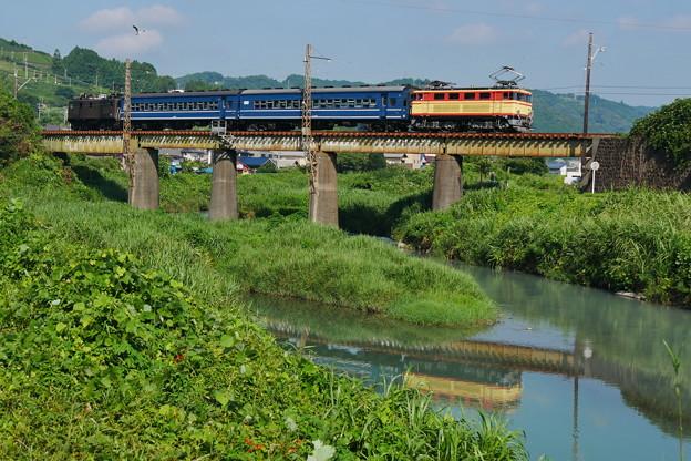 写真: 大井川鉄道 EL急行