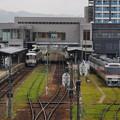 Photos: 高山駅 ワイドビューひだ