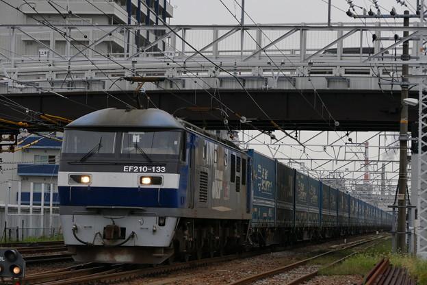 貨物列車 トヨタロンパス
