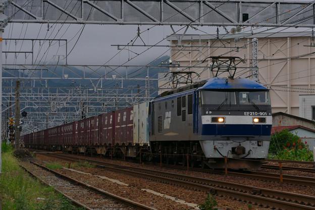 貨物列車 EF210-901