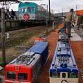 Photos: 岳南電車まつり