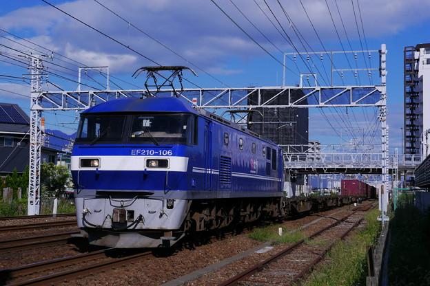 EF210-106 5075レ