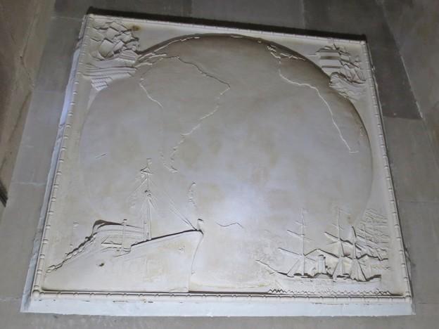 西半球の図