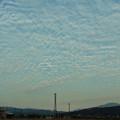 写真: 秋の雲