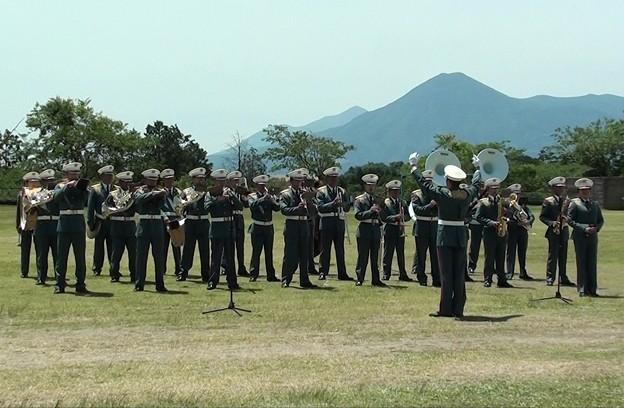 えびの駐屯地創立38周年記念行事