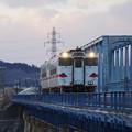 Photos: 八戸線 馬淵川橋梁