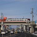 八戸線 小中野駅付近