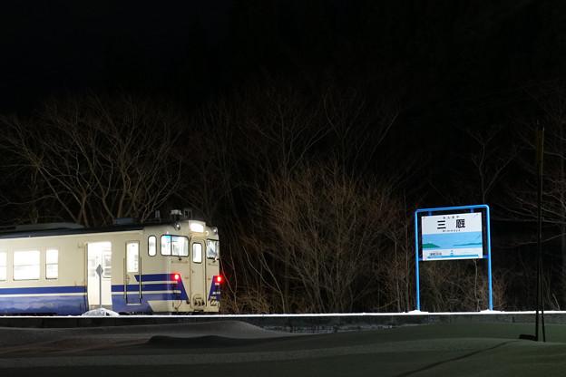 津軽線 三厩駅