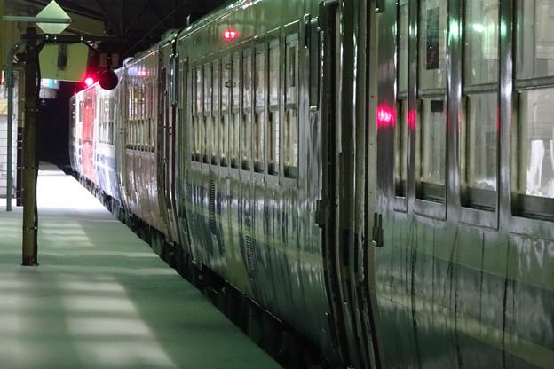 五能線 川部駅