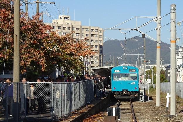和田岬線 和田岬駅