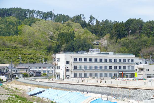山田線 陸中山田駅付近