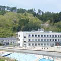 Photos: 山田線 陸中山田駅付近