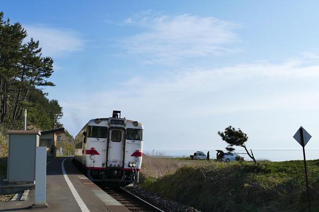 Photos: 八戸線 有家駅