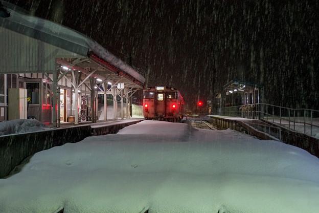 Photos: 城端線 城端駅