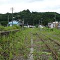 Photos: 津軽石駅(1)(2015年)