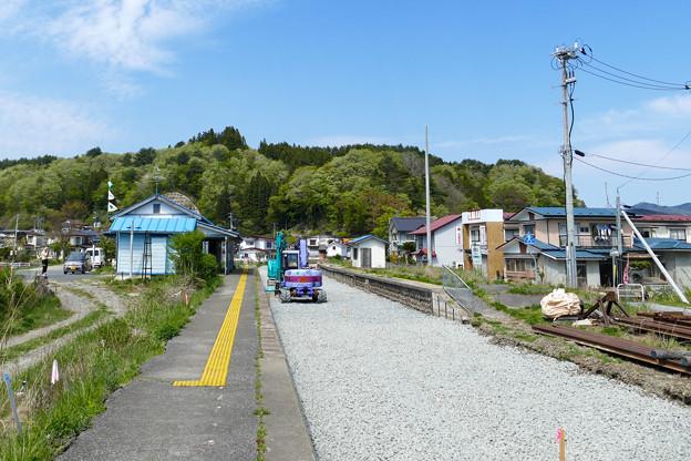 Photos: 津軽石駅(3)(2017年)